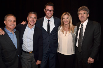 Ricky Strauss Alan Bergman CinemaCon 2018 - The State Of The Industry: Past, Present And Future And The Walt Disney Studios Presentation