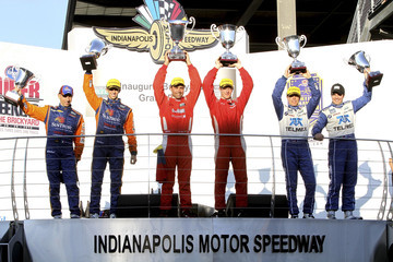 Ricky Taylor Indianapolis Motor Speedway - Day 2