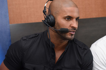 Ricky Whittle SiriusXM's Entertainment Weekly Radio Channel Broadcasts From Comic-Con 2016 - Day 2