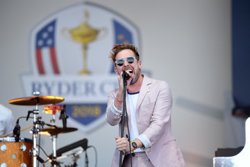 Ricky Wilson 2018 Ryder Cup - Opening Ceremony