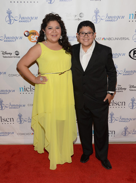 Rico Rodriguez Raini Rodriguez and Rico Rodriguez attend the 28th Annual Imagen Awards at The Beverly Hilton Hotel on August 16, 2013 in Beverly Hills, California.