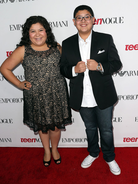 Rico Rodriguez - Teen Vogue Young Hollywood Party - Arrivals