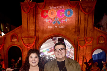 Rico Rodriguez The U.S. Premiere of Disney-Pixar's 'Coco'