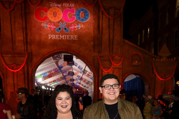 Rico Rodriguez Premiere Of Disney Pixar's 'Coco' - Red Carpet