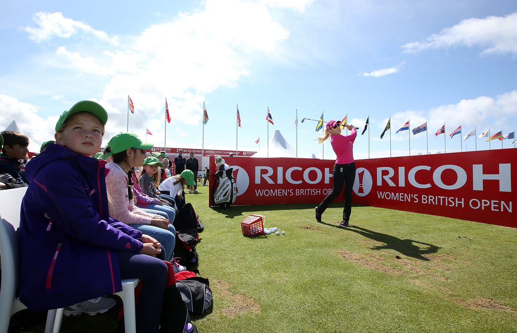 ricoh british open