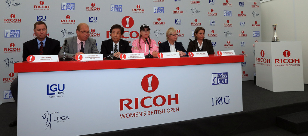 ricoh ladies british open