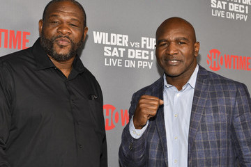 Riddick Bowe Heavyweight Championship Of The World 'Wilder vs. Fury' Premiere - Arrivals