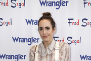 """""""A Ride Through the Ages"""": Wrangler Capsule Collection Launch at Fred Segal Sunset"""