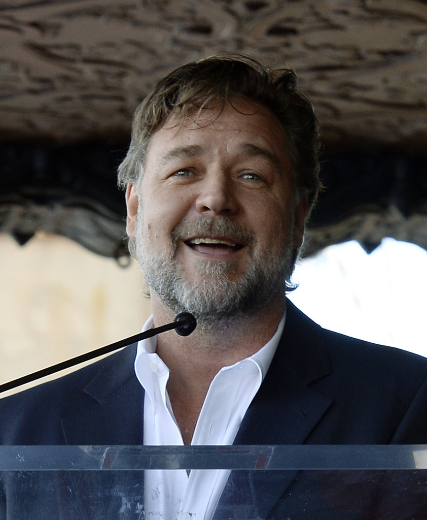 Russell Crowe Photos Photos Ridley Scott Is Honored With