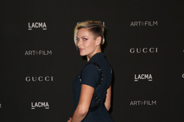 Rie Rasmussen Arrivals at the LACMA Art + Film Gala — Part 3