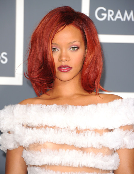 Rihanna grammy dress was