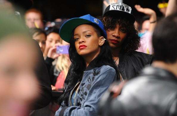 Rihanna - 2012 Coachella Music Festival - Day 2