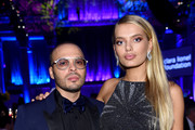 Richie Akiva (L) and Bregje Heinen attend Rihanna's 5th Annual Diamond Ball Benefitting The Clara Lionel Foundation at Cipriani Wall Street on September 12, 2019 in New York City.