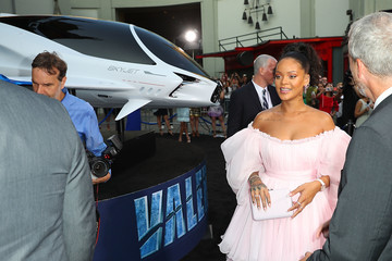 Rihanna 'Valerian and the City of a Thousand Planets' — World Premiere