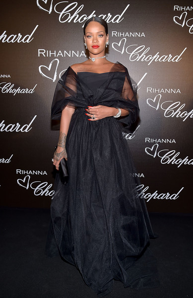 Chopard Dinner in Honour of Rihanna and The Rihanna X Chopard Collection - The 70th Annual Cannes Film Festival