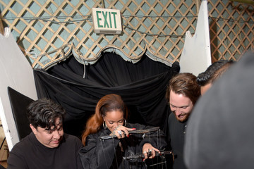 Rihanna Rihanna Stuns at at the 'TIDAL X: Rihanna' Event