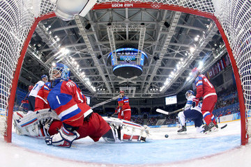 Riikka Valila Ice Hockey - Winter Olympics Day 11