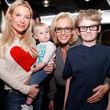 Evan Joseph Asher and Tracy Anderson