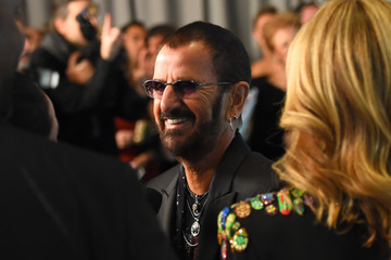 Ringo Starr 14th Annual UNICEF Snowflake Ball 2018 - Arrivals