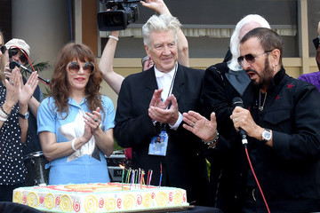 Ringo Starr Peace Love Birthday Celebration