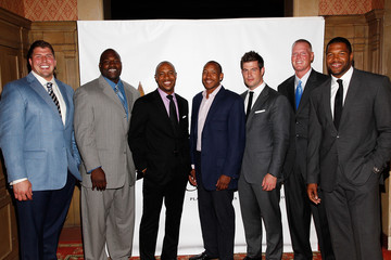 Michael Strahan Jay Williams Rising Stars Youth Foundation Dinner Honoring Jay Williams