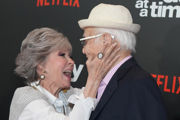 """Rita Moreno Norman Lear Premiere Of Netflix's """"One Day At A Time"""" Season 3 - Arrivals"""