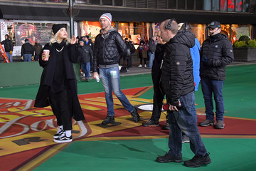 Rita Ora 92nd Annual Macy's Thanksgiving Day Parade - Rehearsals Day 2