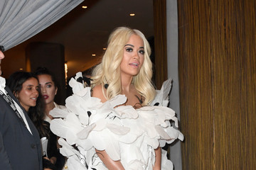 Rita Ora Pre-GRAMMY Gala And GRAMMY Salute To Industry Icons Honoring Clarence Avant – Arrivals