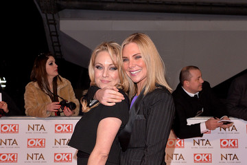 Rita Simons Arrivals at the National Television Awards
