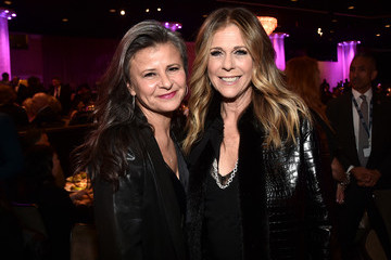 """Rita Wilson Pre-GRAMMY Gala and GRAMMY Salute to Industry Icons Honoring Sean """"Diddy"""" Combs - Inside"""