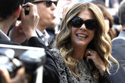 Rita Wilson who was honored with a star on the Hollywood Walk of Fame on March 29, 2019 in Hollywood, California.