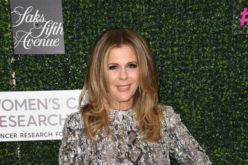 Rita Wilson WCRF's 'An Unforgettable Evening' Presented By Saks Fifth Avenue - Arrivals