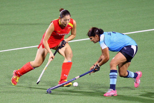 Zhao Yudiao Ritu Rani Ritu Rani Photos 16th Asian Games Day 10 Hockey Zimbio