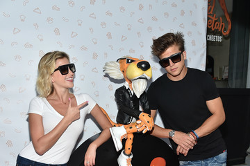 River Viiperi Cheetos Brand and Chester Cheetah Open the First-Ever Cheetos Restaurant, The Spotted Cheetah