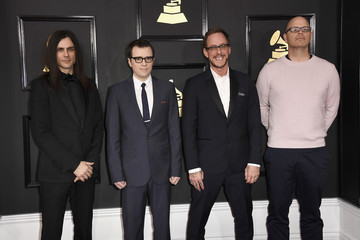 Rivers Cuomo The 59th GRAMMY Awards - Arrivals