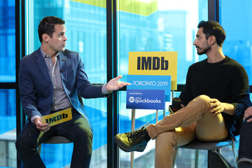 Riz Ahmed IMDb At Toronto 2019 Presented By Intuit: QuickBooks Canada, Day 1