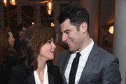 Sally Field and Max Greenfield Photos Photo