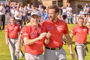 Rob Brydon Celebrity Cup at Celtic Manor Resort - Day 2