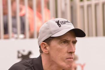 Rob Brydon Celebrity Cup at Celtic Manor Resort - Day One