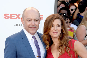 Rob Corddry 'Sex Tape' Premieres in Westwood