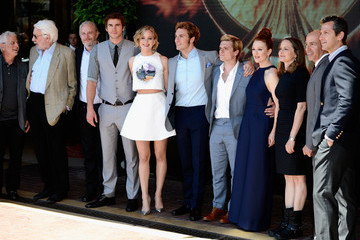 Rob Friedman 'The Hunger Games: Mockinjay Part 1' Photo Call