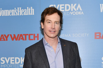 "Rob Huebel The Cinema Society Hosts a Screening of ""Baywatch"""