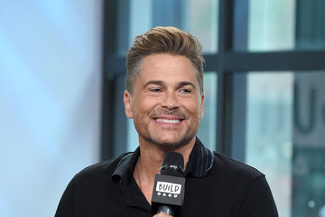 """Rob Lowe Build Presents Rob Lowe And His Sons Matthew Lowe and John Owen Lowe Discussing """"The Lowe Files"""""""