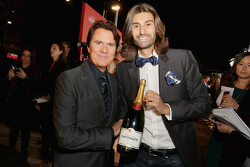 Rob Marshall Champagne Taittinger at the SAG Foundation's 30th Anniversary Celebration