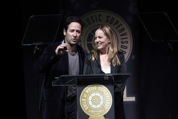 Rob Morrow 9th Annual Guild Of Music Supervisors Awards