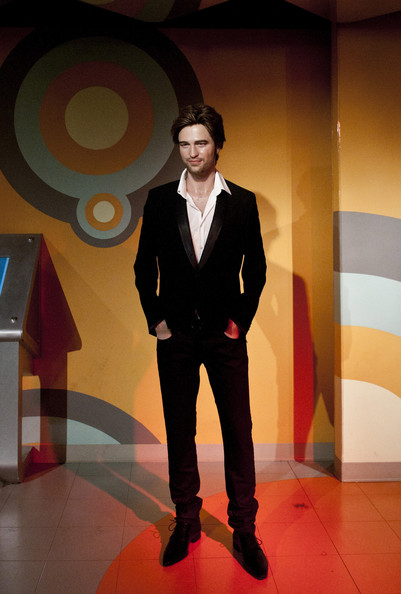 General view of Rob Pattinson's wax figure unveiling at Madame Tussauds on April 22, 2011 in Washington, DC.