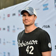 Robbie Amell Clayton Kershaw's 6th Annual Ping Pong 4 Purpose
