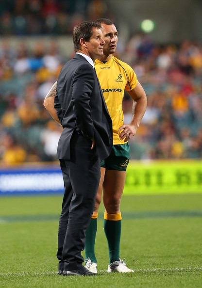 Australia v South Africa: The Rugby Championship
