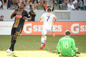 Robbie Keane Philadelphia Union v Los Angeles Galaxy