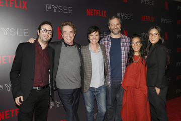 Robbie Praw 'Netflix Is A Joke' Panel At Netflix FYSEE
